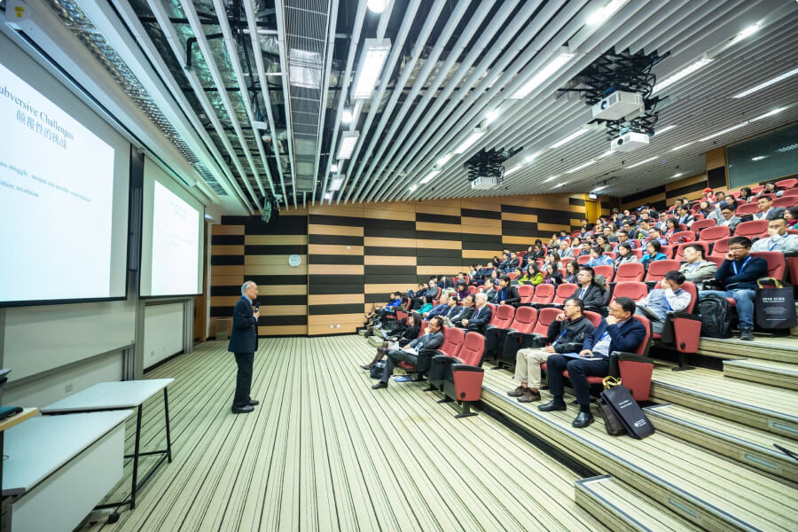 The Big Seminar for Your Right Investment